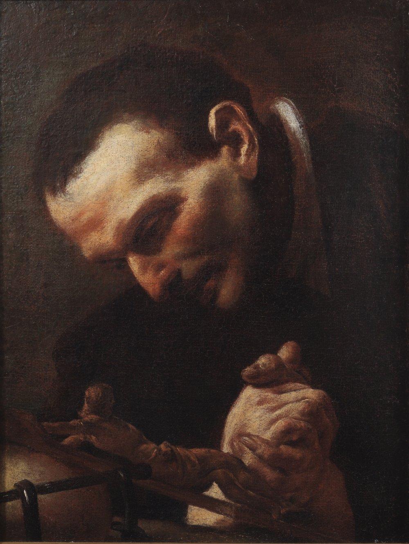 GIOVANNI BATTISTA PIAZZETTA   San Girolamo Miani
