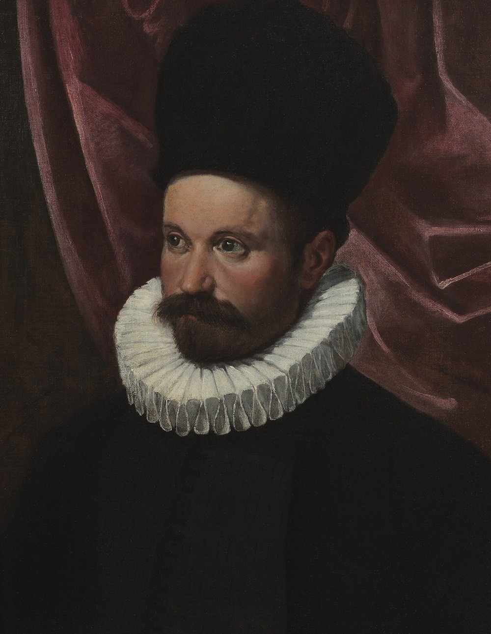 IPPOLITO SCARSELLA,  called  SCARSELLINO   Portrait of a Gentleman