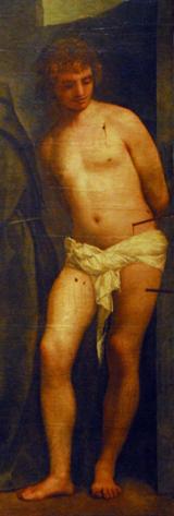 Titian,  San Niccolò ai Frari Altarpiece  (Pinacoteca Vaticana, Rome)