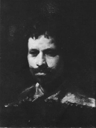 Simon Vouet, Portrait of a Young Man (Ex-collection Marques de Valdeterrazo)