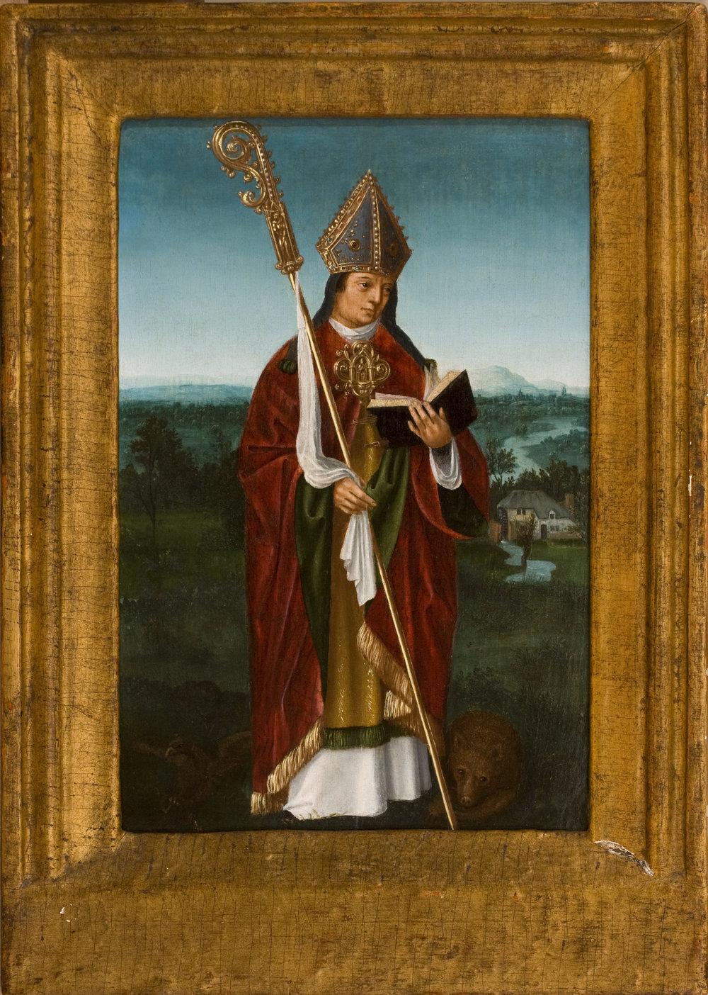 Flemish School -Bishop
