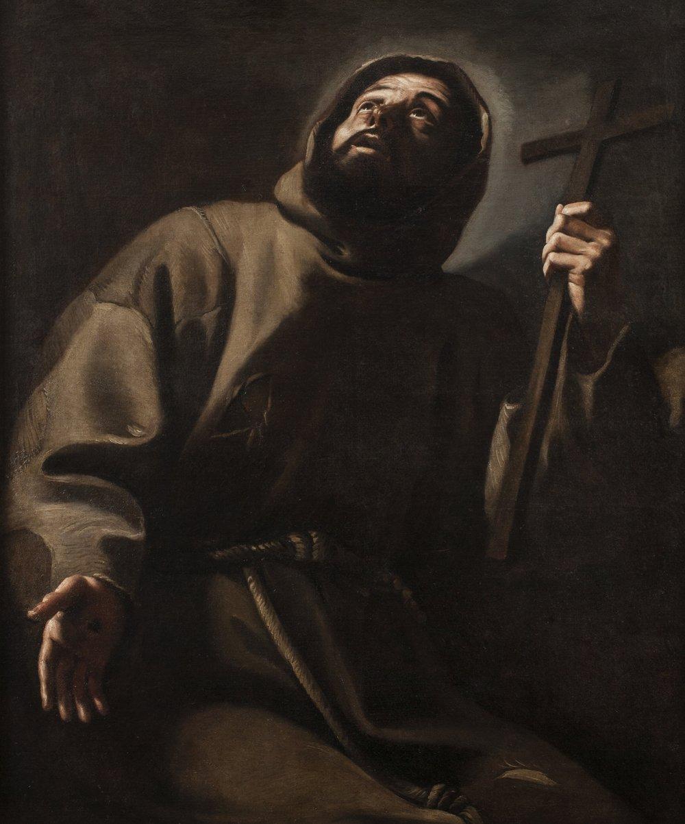 MATTIA PRETI   St. Francis