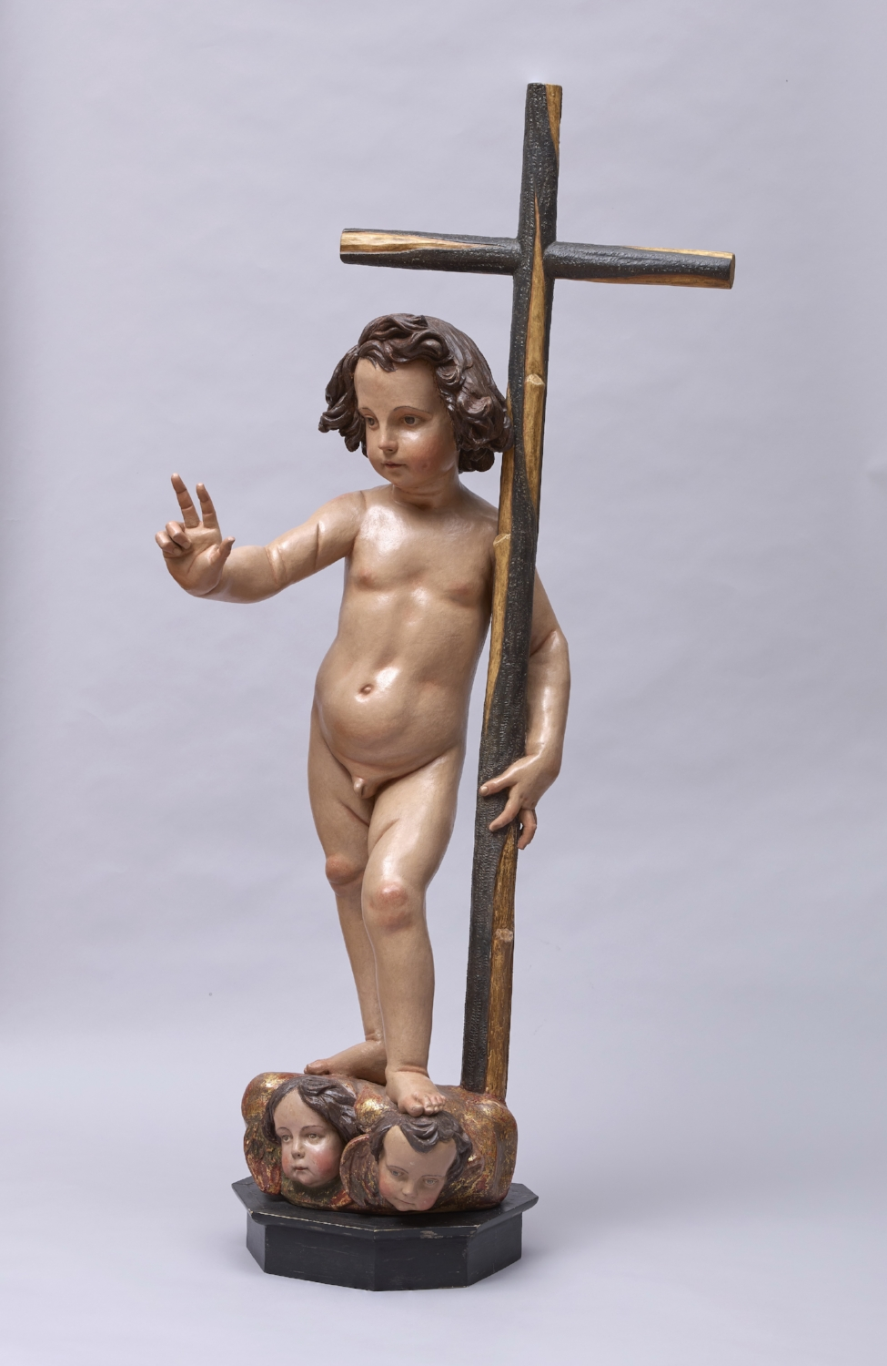 Francisco Dionisio de Ribas, Infant Jesus in triumph - View from the Right 2
