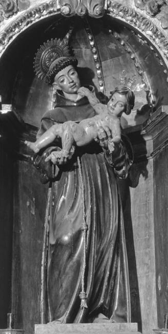 Fig. 5. Diego de Mora, San Antonio de Padua, Catedral de Córdoba