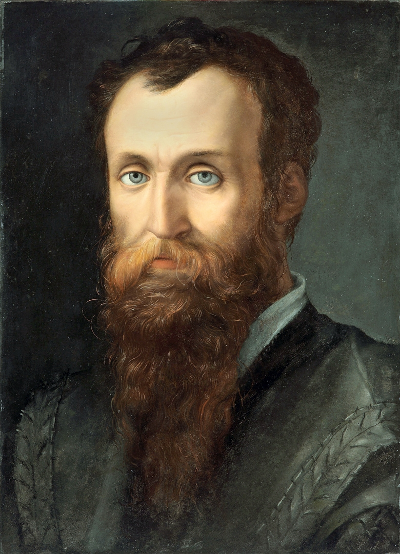 Agnolo Bronzino,  Portrait of Luca Martini