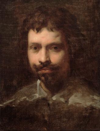 Simon   Vouet   Portrait of a Young Man