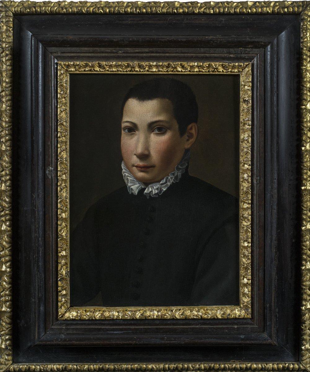 Allori Antonio de'Medici pro framed.jpg