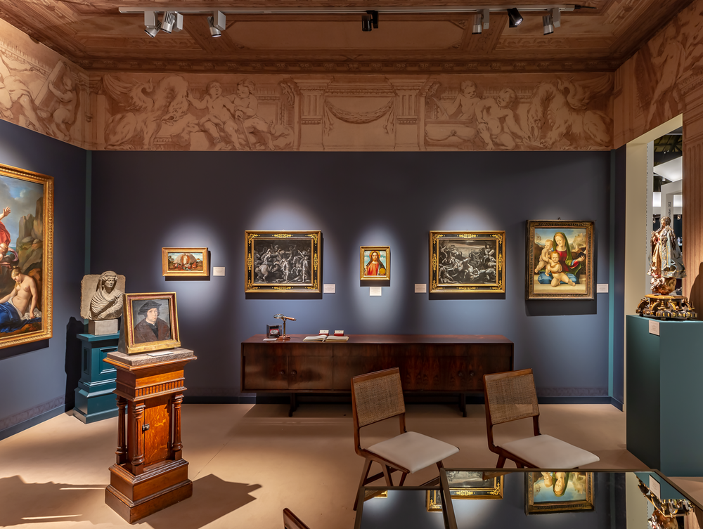 TEFAF NY FALL 2018 Robert Simon Fine Art Stand, B56 - View 4