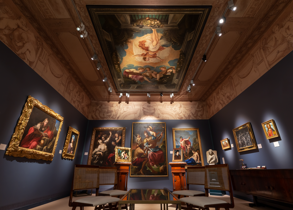 TEFAF NY FALL 2018 Robert Simon Fine Art Stand, B56 - View 2