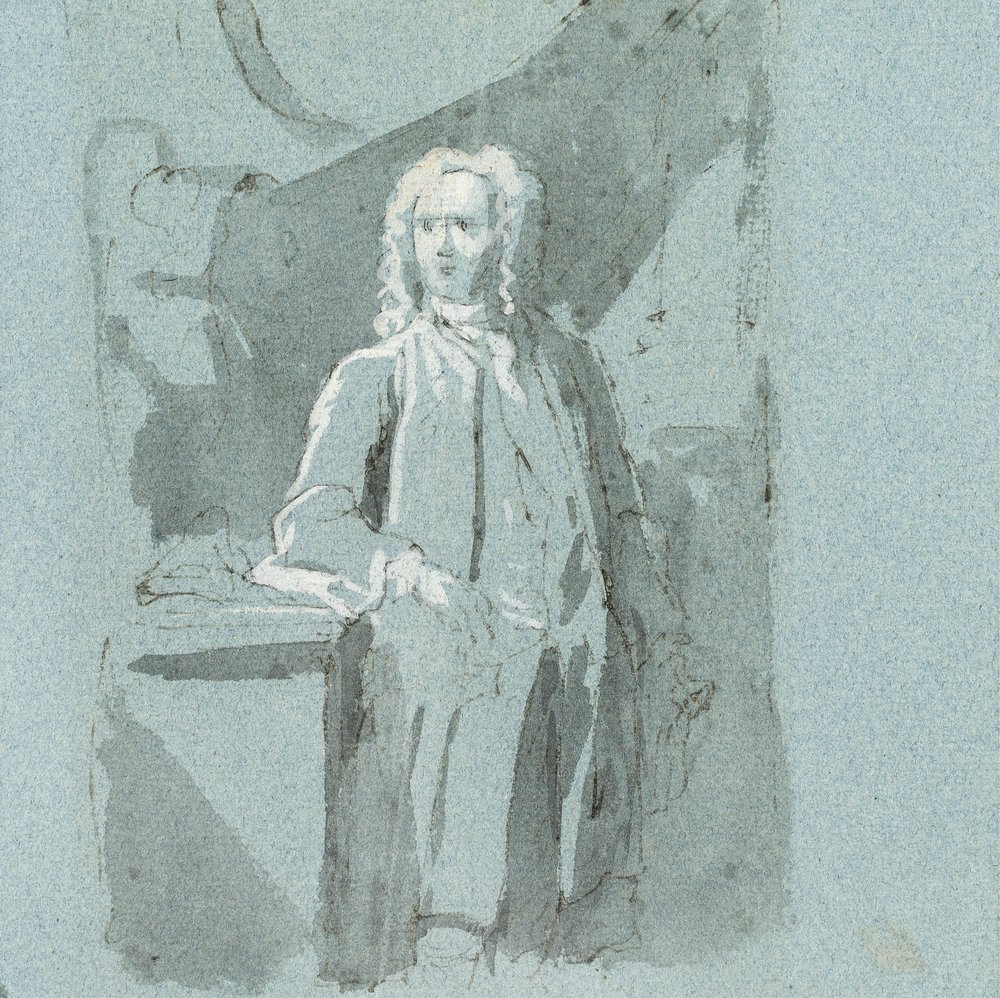 Jacopo Amigoni,  Portrait of a Gentleman