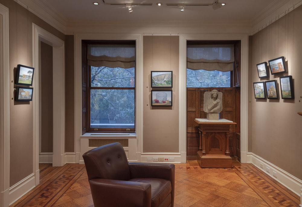 PAMELA TALESE THE THIRD ROOM INSTALLATION VIEW 3