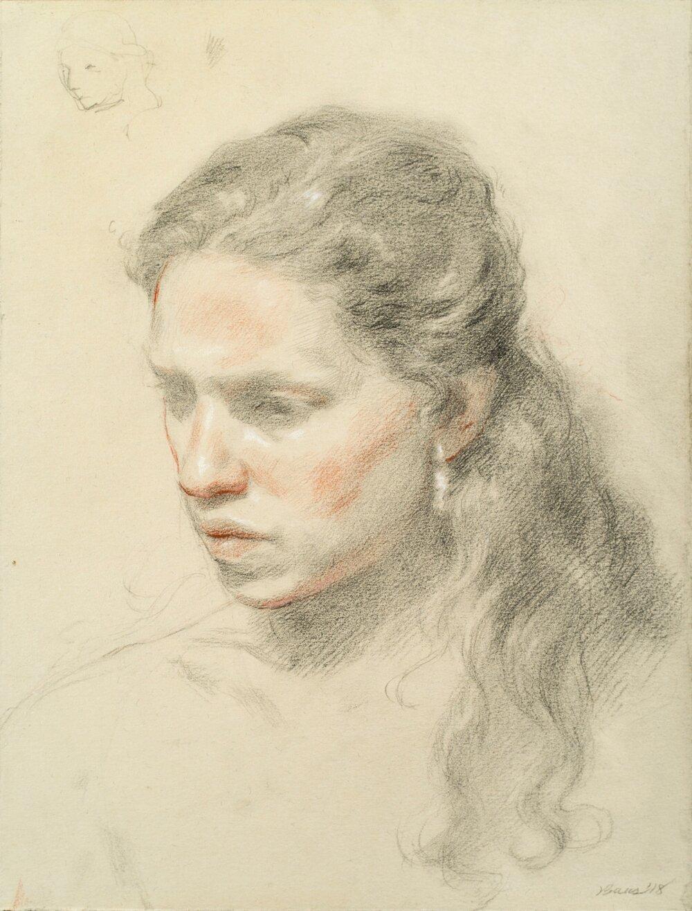 Portrait of Woman, 2018