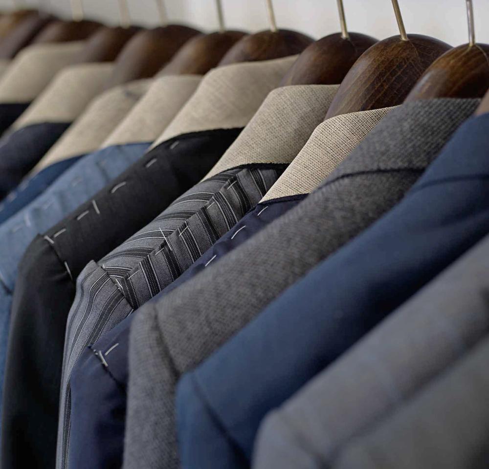 Menswear Tailoring