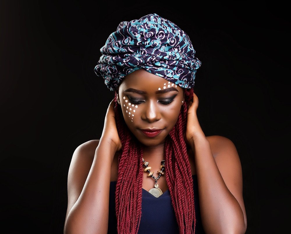 The history of the headwrap kungara store women and men of diverse backgrounds have used headwear to demonstrate their beauty hair care and elements of their culture wearing a head wrap not ccuart Image collections
