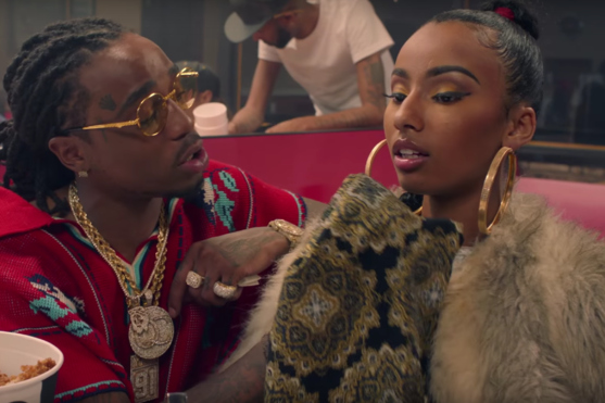 BAD AND BOUJEE BY MIGOS, DIRECTED BY DAPS AND STYLED BY WINTTER ALEX