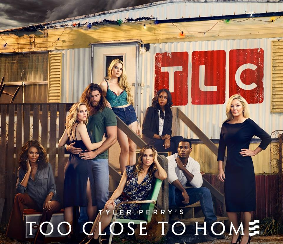 TYLER PERRY'S TOO CLOSE TO HOME SEASON 2 COVER STYLED BY WINTTER ALEX