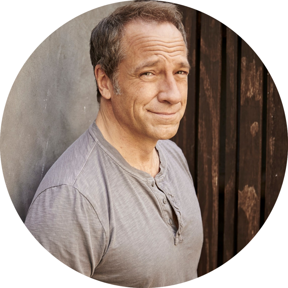 Mike RoweNARRATOR - Mike Rowe is a bridge between rural and urban. His natural charisma, humor, goodwill, and wisdom, make Mike the perfect individual to voice Farmers For America, a film created to celebrate and inspire the next generation of American farmers.Mike is a once-in-a-generation talent, Mike provided the voice and the quality of character to make Dirty Jobs a nationwide phenomenon. The show ultimately celebrated people who do the forgotten taken-for-granted blue-collar jobs that keep society functioning. He's currently the host of Facebook's show Returning the Favor, and the hit podcast The Way I Heard It.  Mike is also the CEO of the  mikeroweWORKS Foundation, a non-profit that focuses on helping to close the skills gap through initiatives like the Work Ethic Scholarship Program which provide support to people who want to learn a skilled trade.