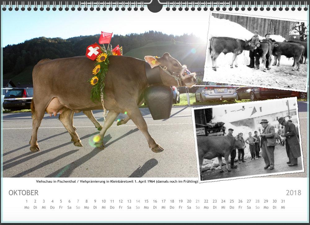 Viehschau Kalender