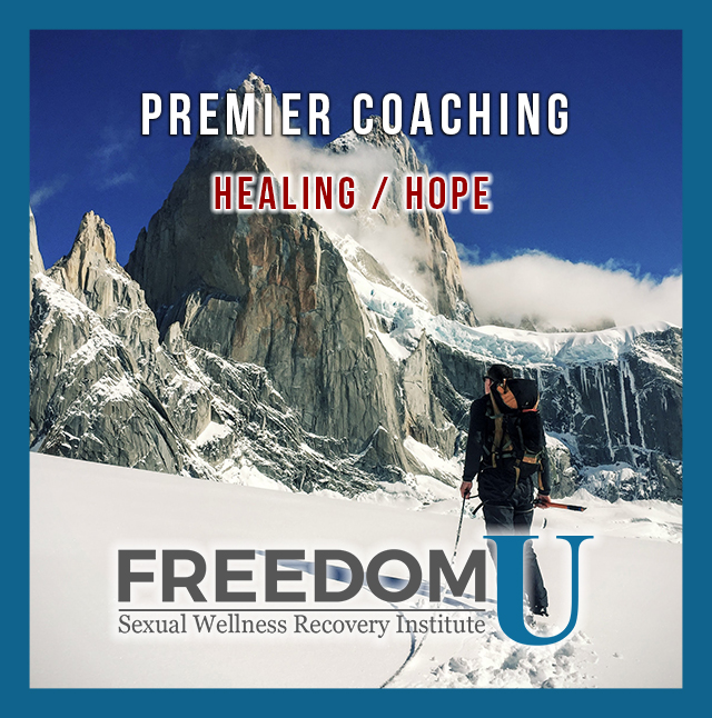 Our founders have teamed up to provide an exceptional service. They focus on specific issues that require in-depth counseling, in order to successfully help each client navigate through debilitating emotional and relational difficulties that prevent them from overcoming sexually compulsive behavior. Freedom U Sexual Wellness Recovery Institute.  www.freedomu.net