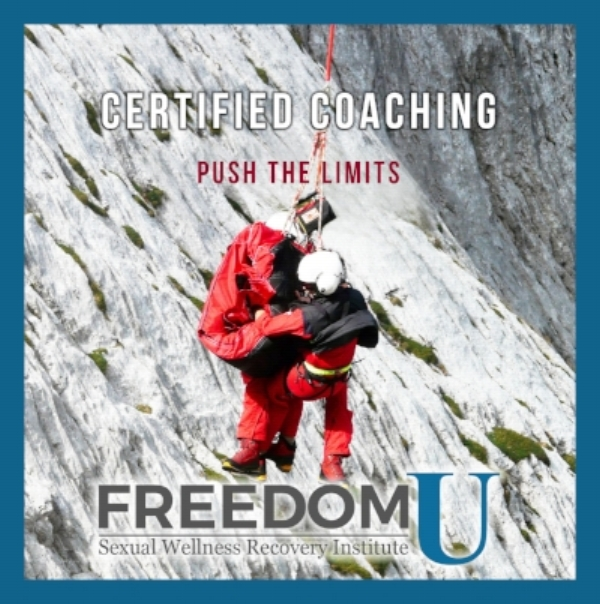 Recovery Coaching specializes in assisting each client journey into freedom and wellbeing, providing insights and strategies to help them successfully work through the curriculum, and incorporate the principles and plans into their daily lives and relationships. www.freedomu.net