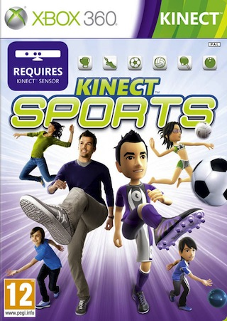 Kinect Sports XBOX360 - Music & Mixing