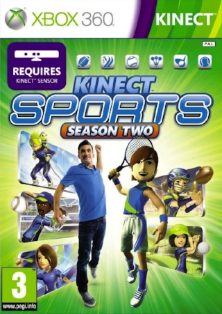 Kinect Sports Season 2 XBOX360 - Mixing
