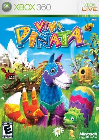Viva Piñata XBOX360 - Mixing