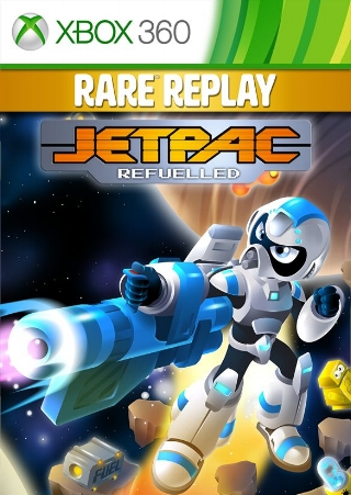 Jetpac Refuelled XBLA - Mixing