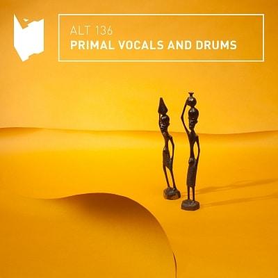 ALT136 Primal Vocals and Drums