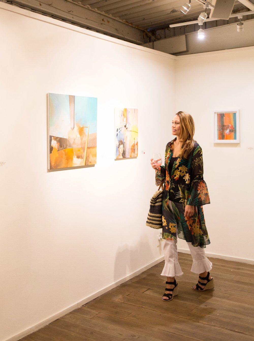 Baja California Art Gallery Pop Up