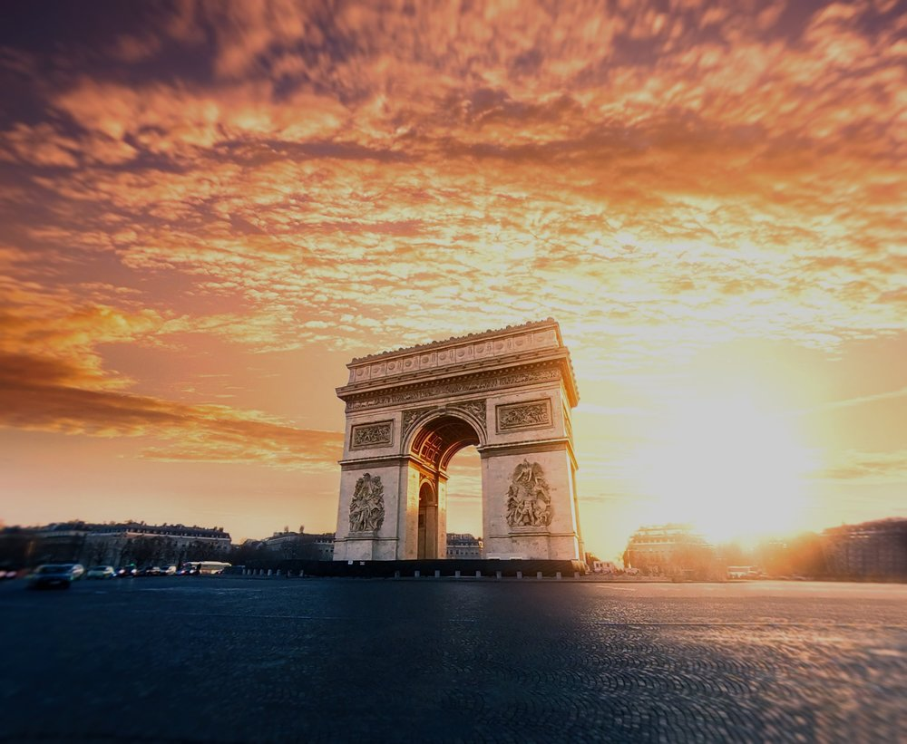 FRANCE~PARIS, LYON, BASQUE COUNTRY, & THE SOUTH OF FRANCE -