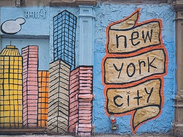"""""""Somewhere between living and dreaming there's New York."""" -Anonymous"""