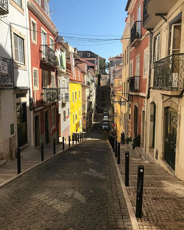 Lisbon, I will miss you! #vacation #sun  #colours #lisboa