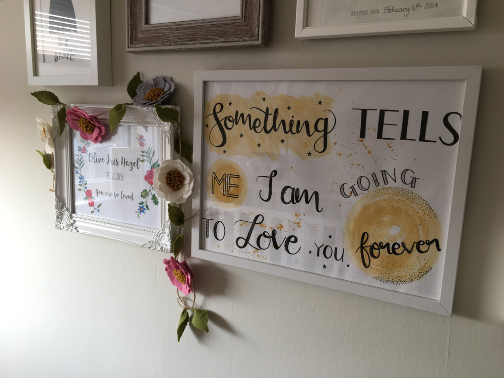 personalised prints for children's rooms