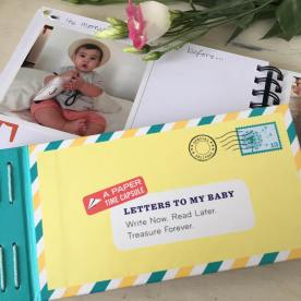 mummy blogger, letters to my baby
