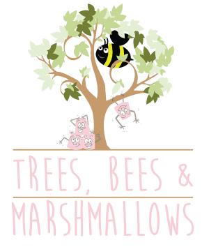 Say Hello too... - Trees, Bees and Marshmallows.