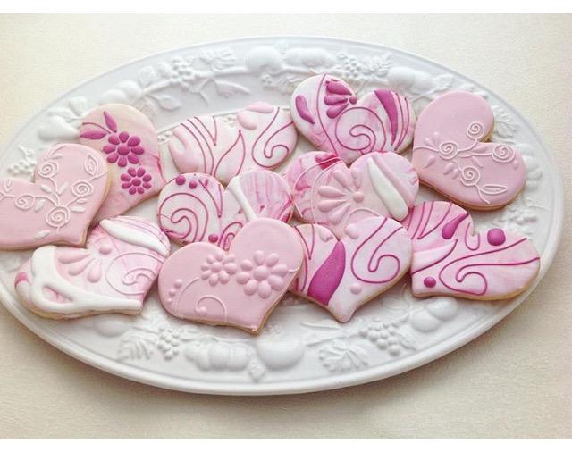 Say Hello too... - Sweet Charity Cookies.