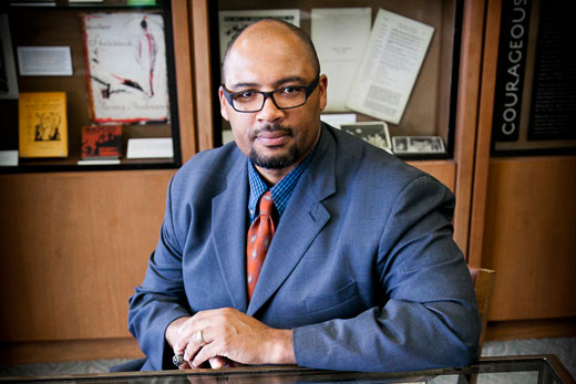 pellom mcdaniels,III - Atlanta-based artist Pellom McDaniels, III is best known for his work as a scholar, historian, and curator of African American collections at Emory University. He is the author of Porter, Steward, Citizen: An African American's Memoir of World War I (2017), The Prince of Jockeys: The Life of Isaac Burns Murphy (2013) and has contributed essays to anthologies such as Before Jackie Robinson: The Transcendent Role of Black Sports Pioneers (2017), The Olympics and Philosophy (2012), and All Stars and Movie Stars: Sports in Film History (2010). His first screenplay titled The Prince of Jockeys has been optioned and is in pre-production.