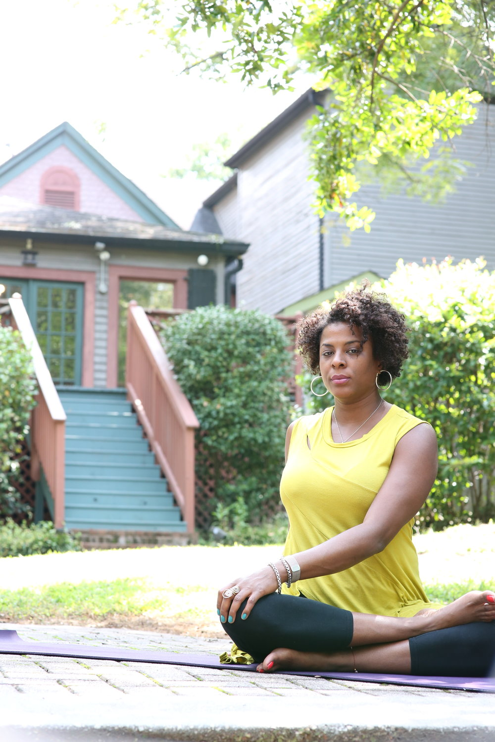 Dia Johnson, A Life Aware Yoga and Wellness