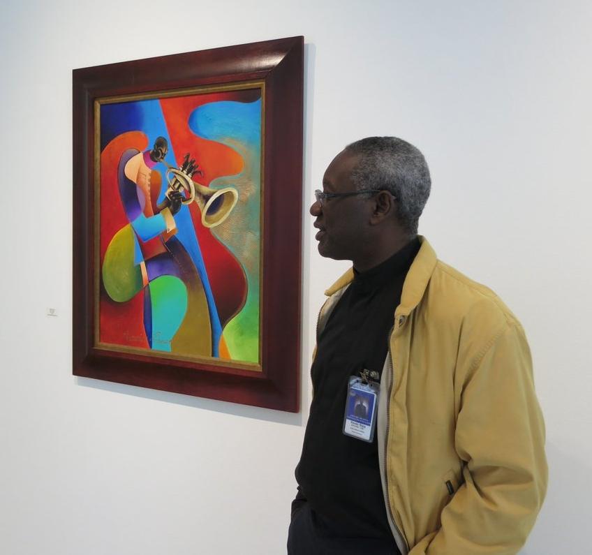 Kevin Sipp -Artist, Scholar, Curator.