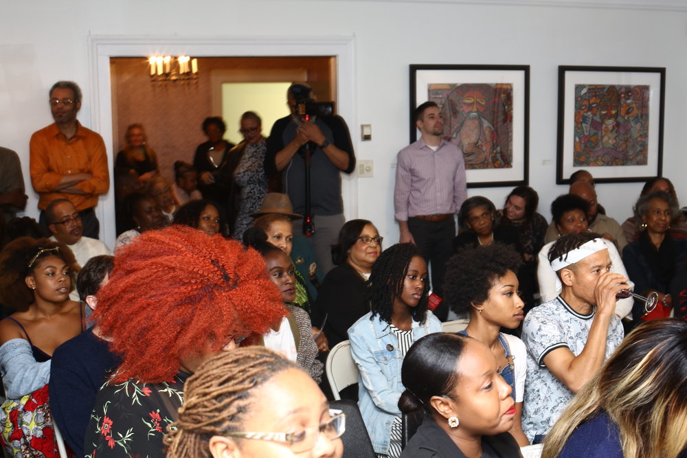Black Metropolis Artist Talk