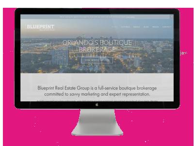 Blueprint Website