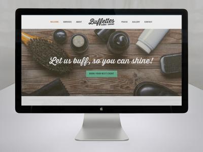 Buffettes Shoe Shine