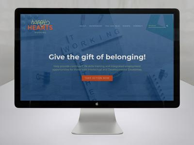 Happy Hearts Working, Inc.