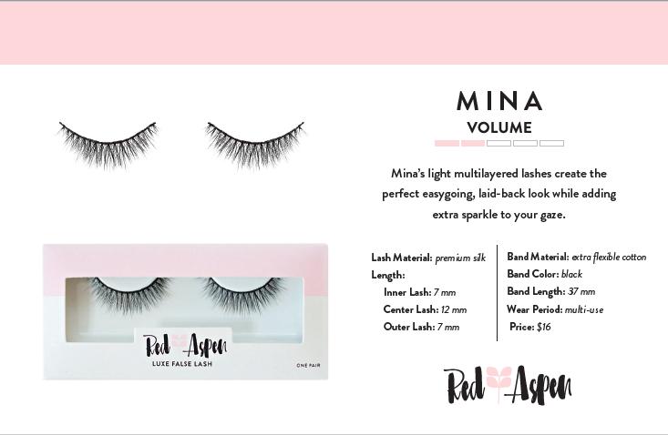 Spec Sheet Mina -