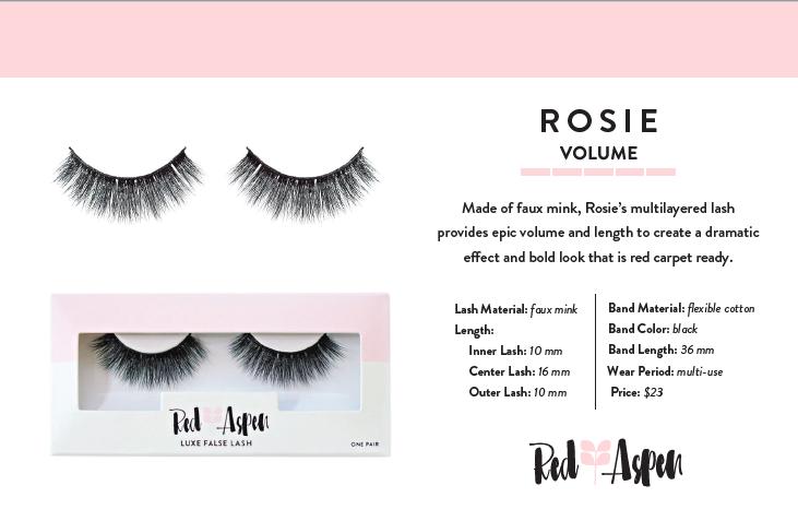 Spec Sheet Rosie -
