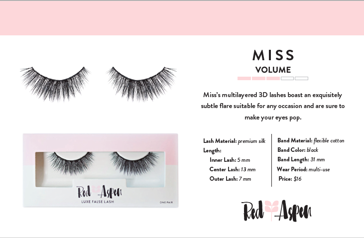 Spec Sheet Miss -