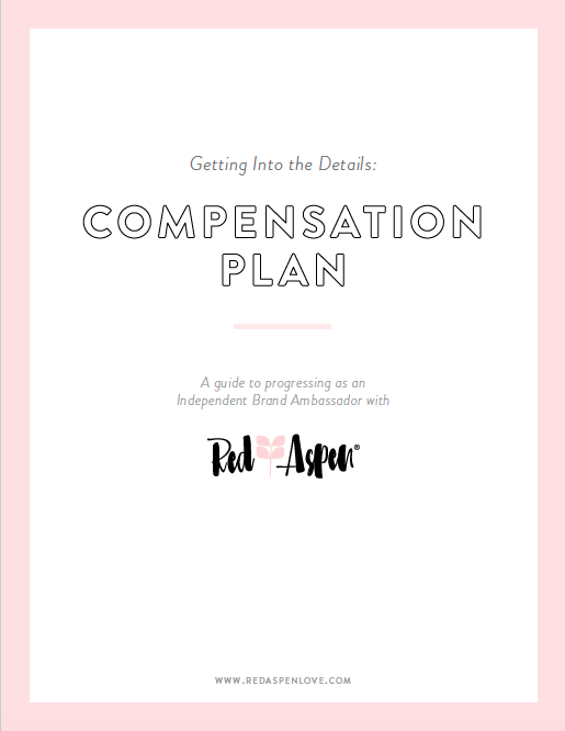 Compensation Plan: Getting into the Details -