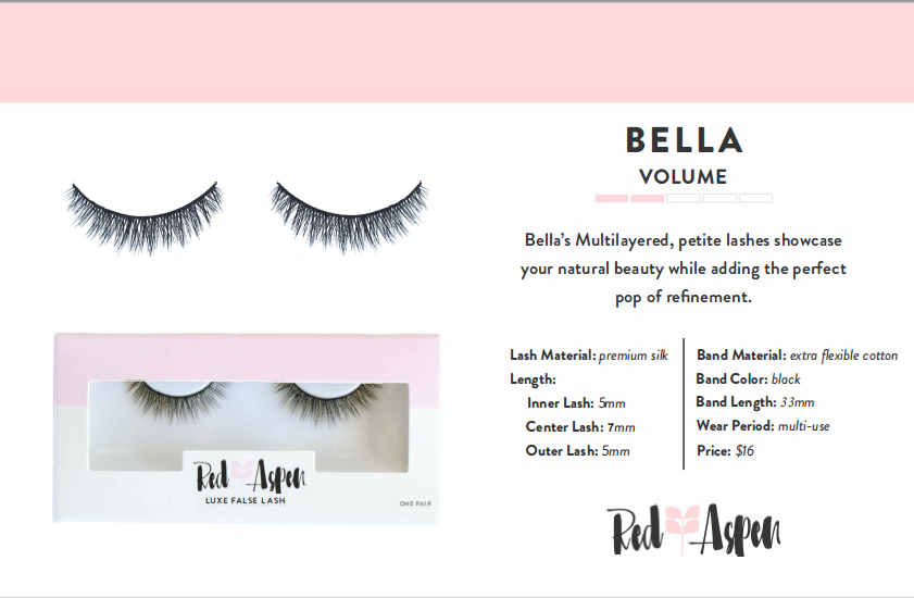 Spec Sheet Bella -