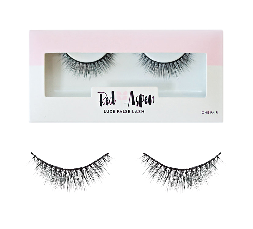 The Red Aspen Mina Lash